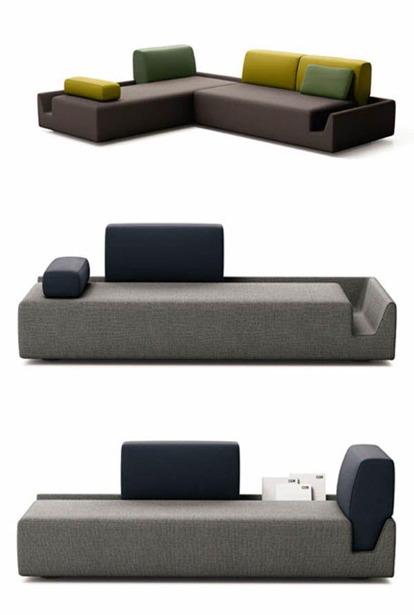 Attractive U0027Boat Sofau0027 By Bongyoel Yang In 100 Creative Furniture: Reloaded   Furniture    Pinterest Design Ideas
