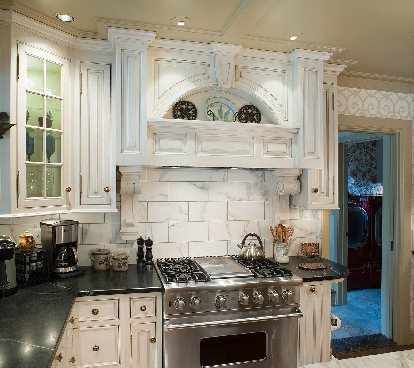 Photo 1 Amish Kitchen Cabinets Kitchen Cabinets Kitchen Design Small
