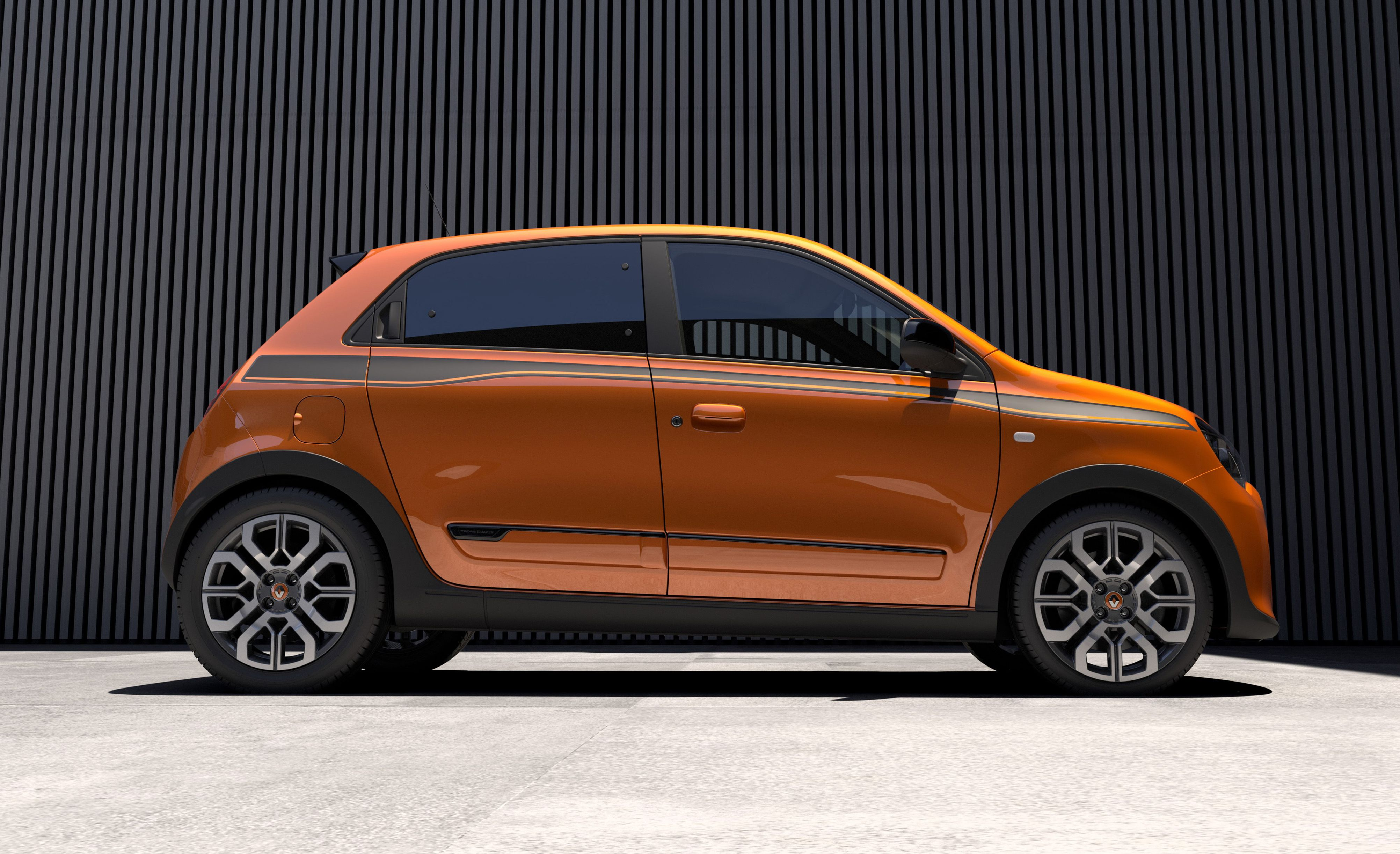 Renault Twingo Gt Is Une Petite Hatch With 0 9 Liter Of Turbo Fury