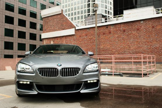 2013 Bmw 650i Gran Coupe Arrival Motor Trend Bmw 650i Gran Coupe Bmw 650i Gran Coupe