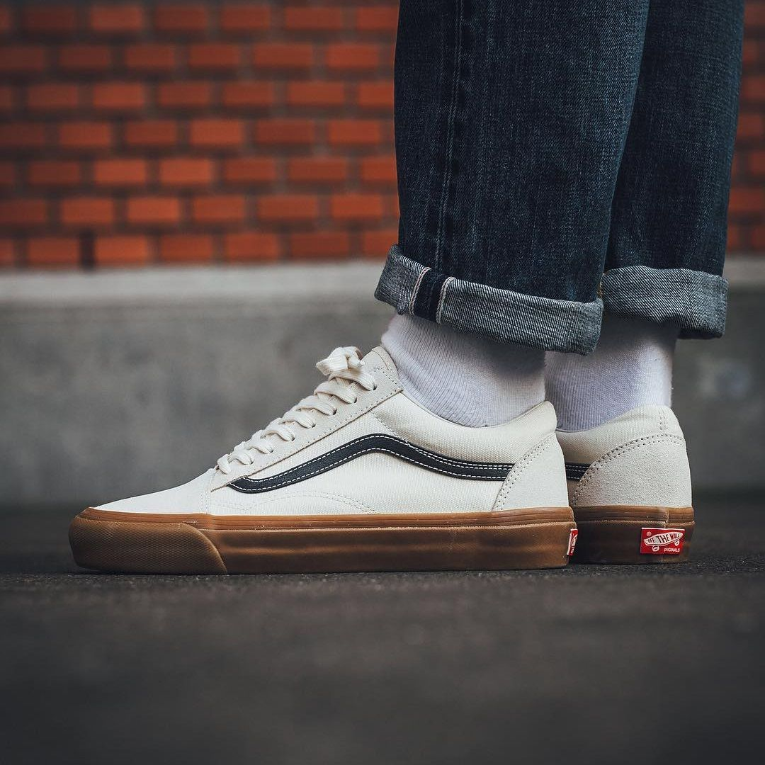 Old Skool Lx Og Marshmallow Gum Nice Shoes Shoes Vans Shoes