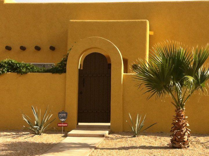 Front Doors In The La Quinta Cove Doors Wooden Doors