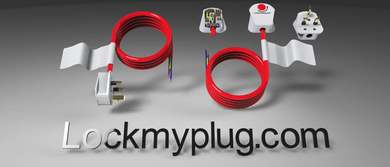 plug lock using the earth pin