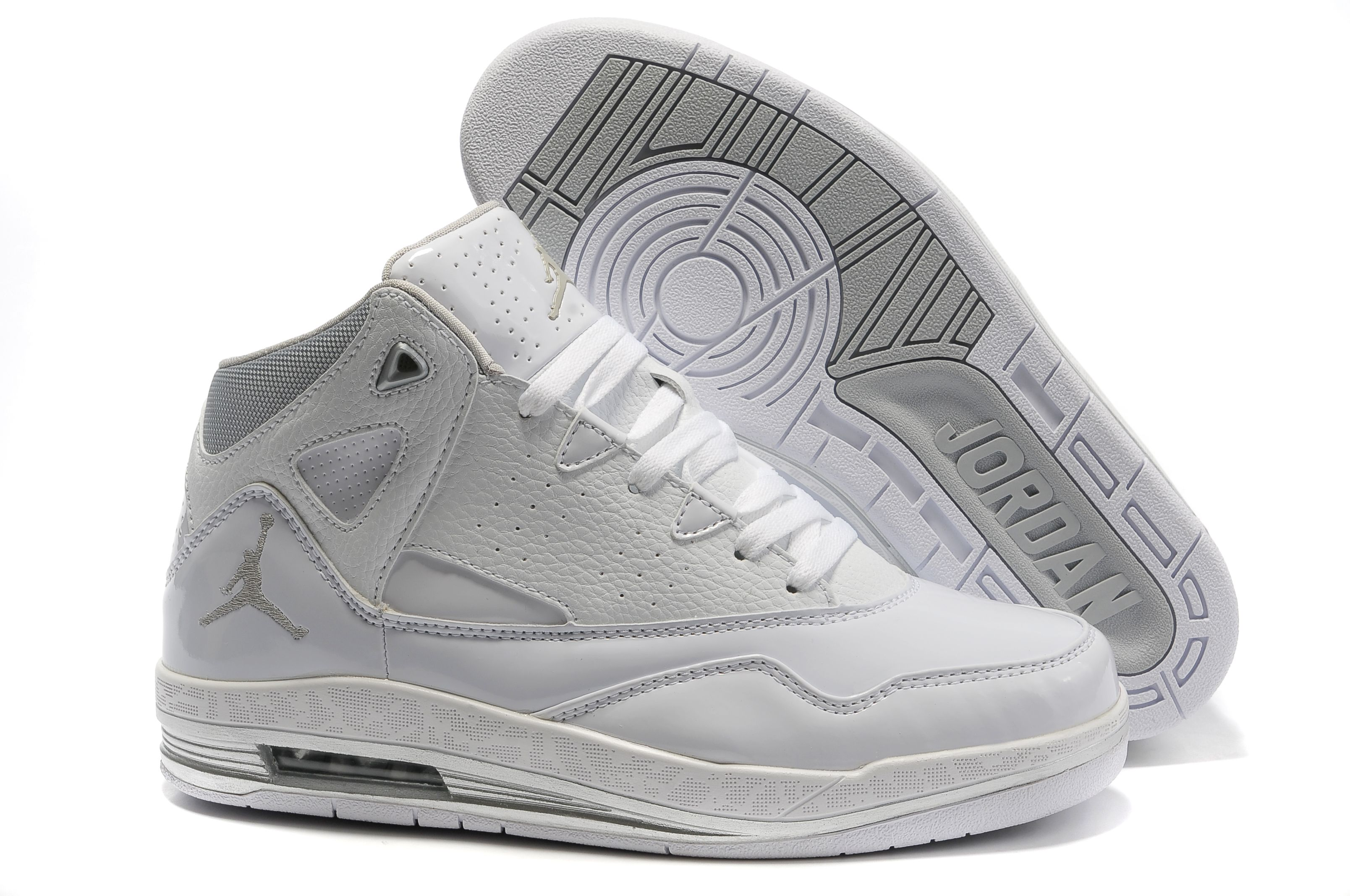 Distinguir Integrar Fácil de suceder  Nike Air Jordan Jumpman Team II GS Hombre Blanco en 2020 | Zapatillas para  correr, Nike air jordan, Air jordans