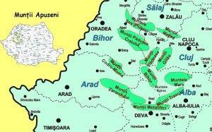 Harta Muntii Apuseni With Images Map Blaj Turda