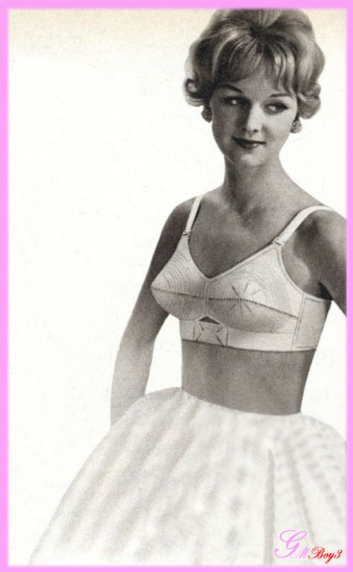 3255cfde11d2b 1960s bra   Bullet Bras/Vintage/jezebel/overwire bras/sweater girls ...