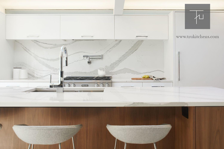 Mid Century Modern Kitchen Custom Kitchens Design Modern Kitchen Kitchen Design