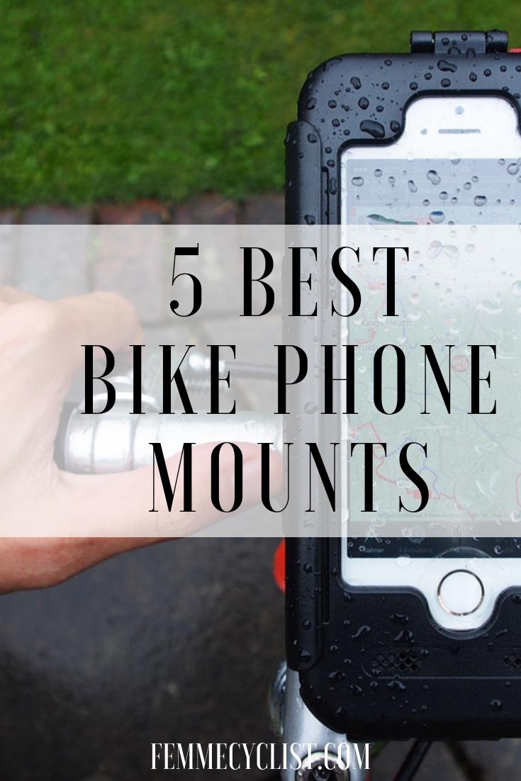 5 Best Bike Phone Mounts Cool Bikes Bike Bicycle Maintenance