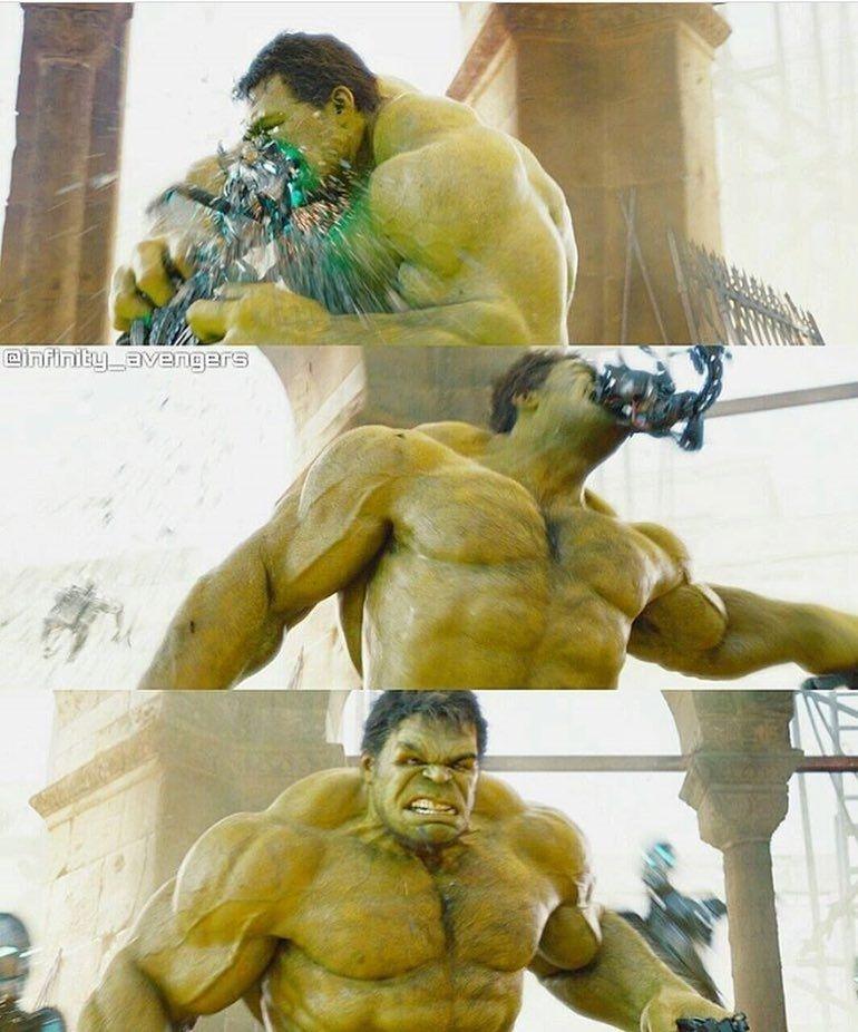 Hulk 💪 😍 credit   Hulk, Hulk marvel, Marvel superheroes