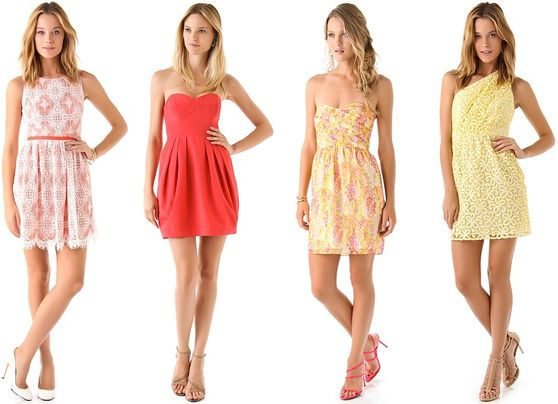 What To Wear For A Summer Wedding Outfits Guests Dresses
