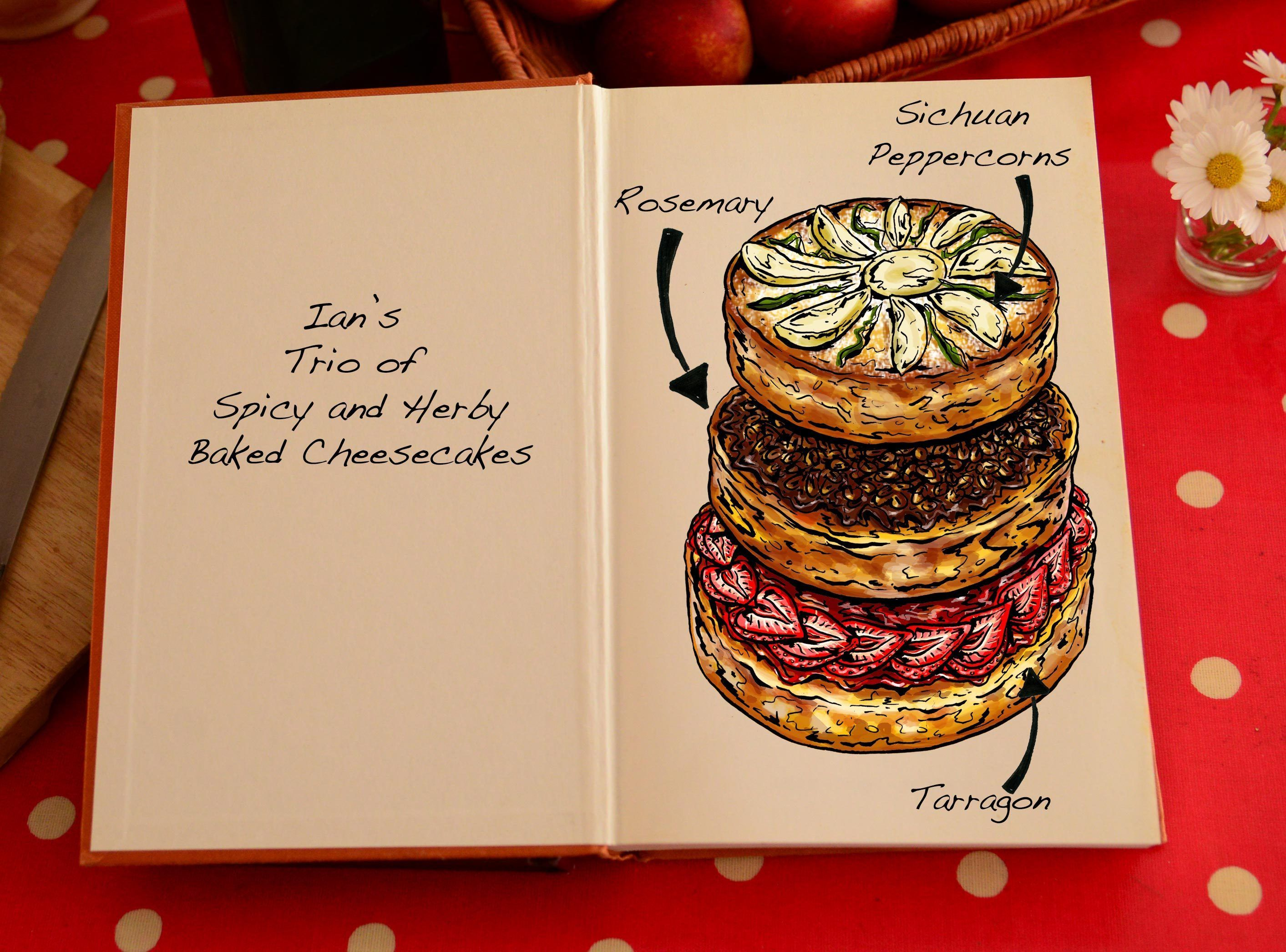 Great British Bake Off Illustrator Tom Hovey Reveals His