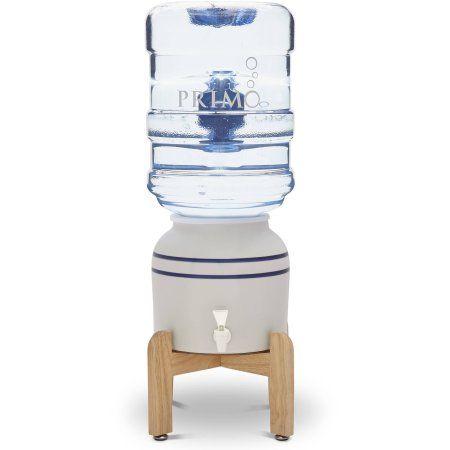 Made In The Usa Stoneware 5 Gal Water Bottle Dispensing Crock