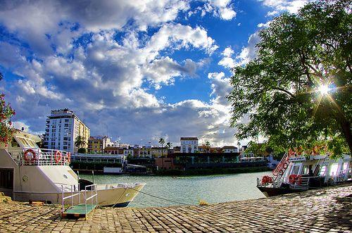 Séville 343 Rio Guadalquivir