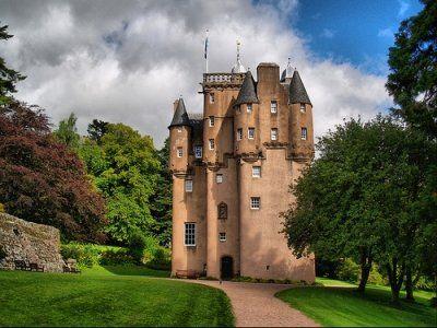 Scottish Castle - Craigievar Castle