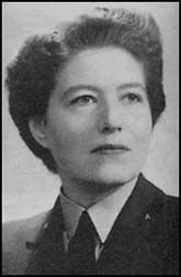 Vera Atkins, CBE (16 June 1908, Bucharest, Romania - 24 June 2000, Hastings, England) was a British intelligence officer during World War II.  Atkins was given one of SOE's most sensitive jobs - recruiting and deploying female agents.  When the allied victory in Europe was accomplished, she went to Germany. Her self-appointed mission was to investigate the fate of the 118 F section agents who had disappeared in enemy territory. She succeeded in every case except one.