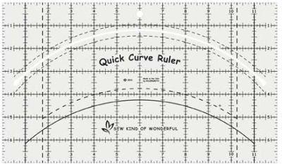 Quick Curve Ruler (7