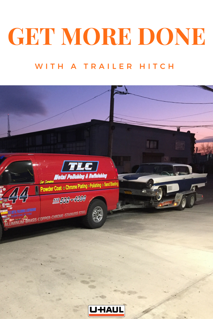 U Haul Trailer Hitch Install Uhaul Wiring Harness Installation Get More Done With A