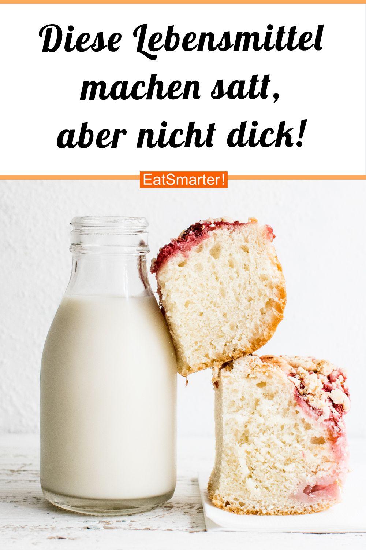 Photo of Diese 7 Lebensmittel machen satt, aber nicht dick!