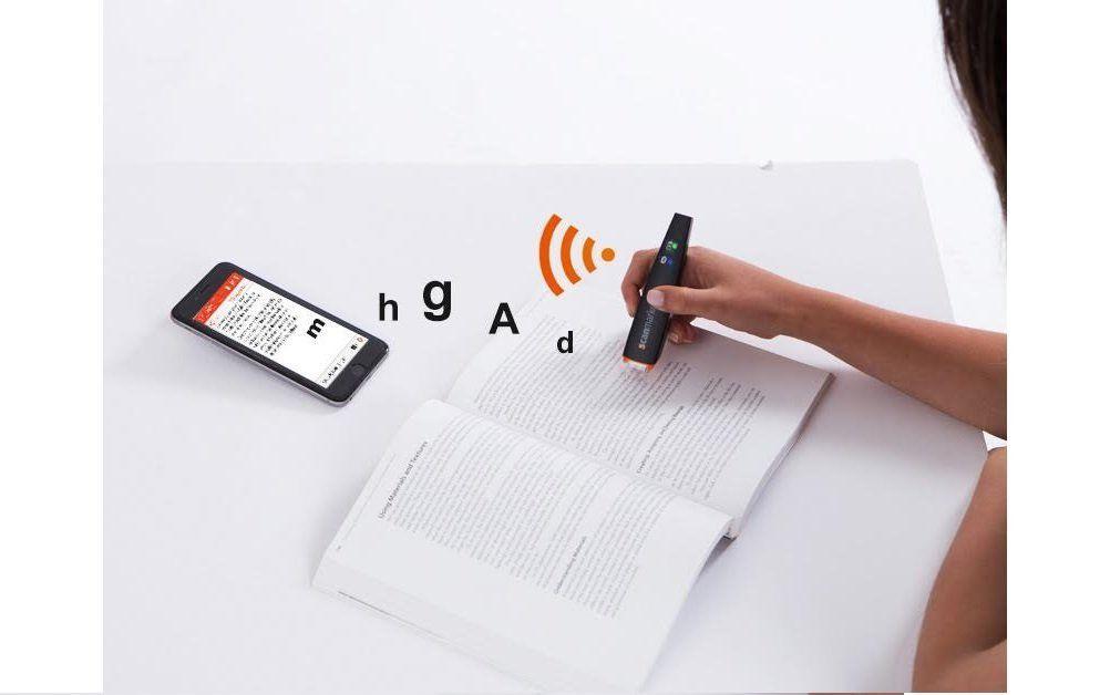Digital Pen Scanner Portable Highlighter Reading Scanmarker Air Wireless Best
