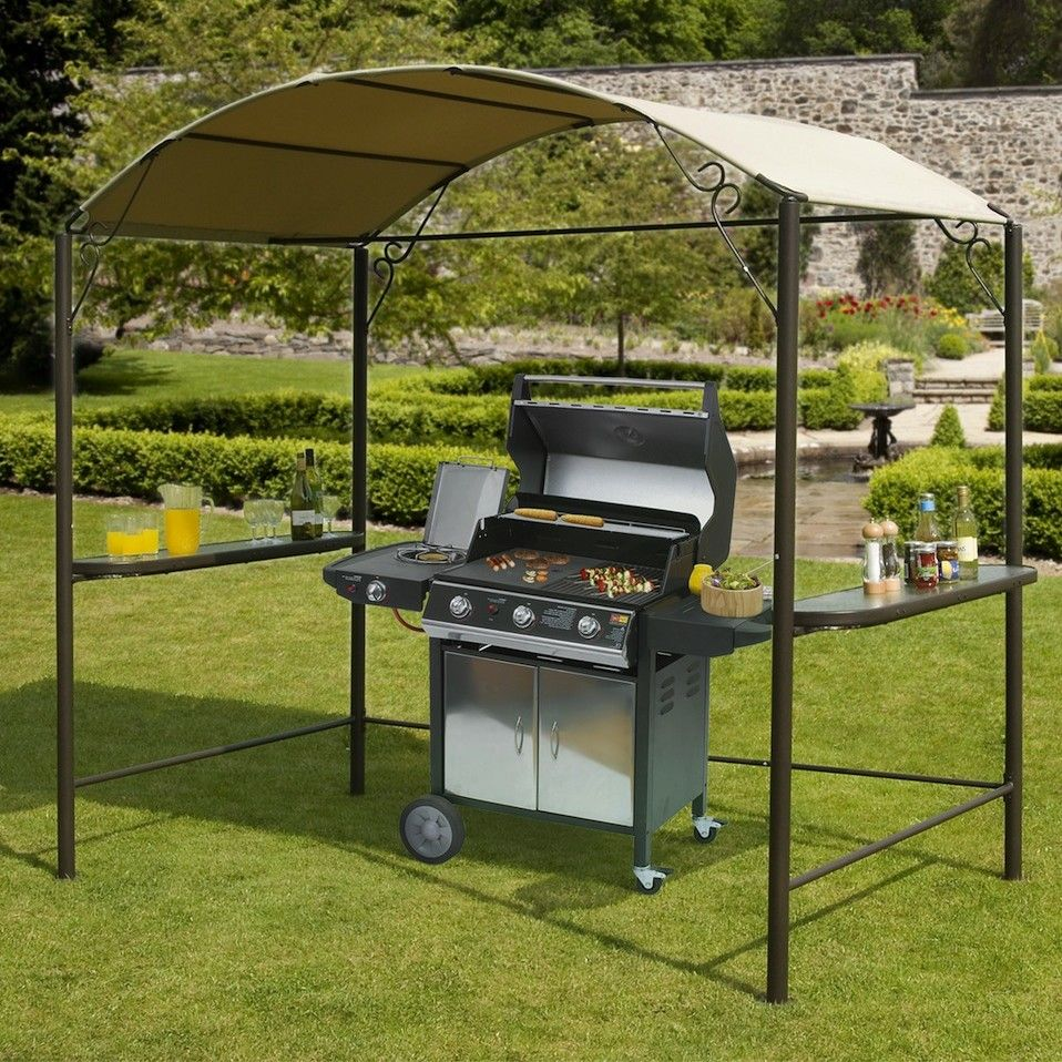 8ft h x 8ft w x 5ft d bbq gazebo barbecue tips and recipes