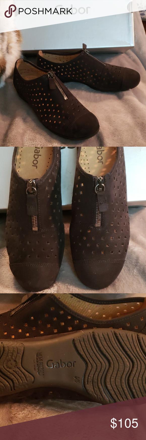 Neueste Mode Größe 7 abgeholt Gabor Nubuck hovercraft shoes amazing EUC. Lightweight and ...