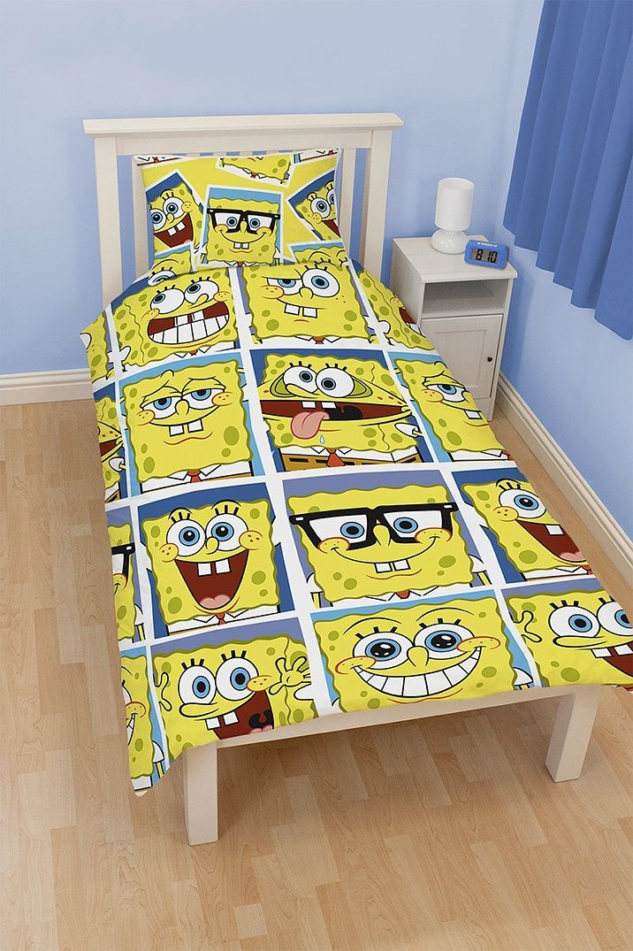 SpongeBob SquarePants Flannel Shirt from Cakeworthy in