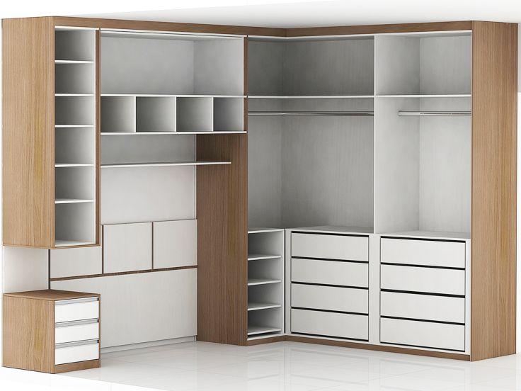 Closet Misto Com Porta De Correr E Porta De Bater Com Imagens