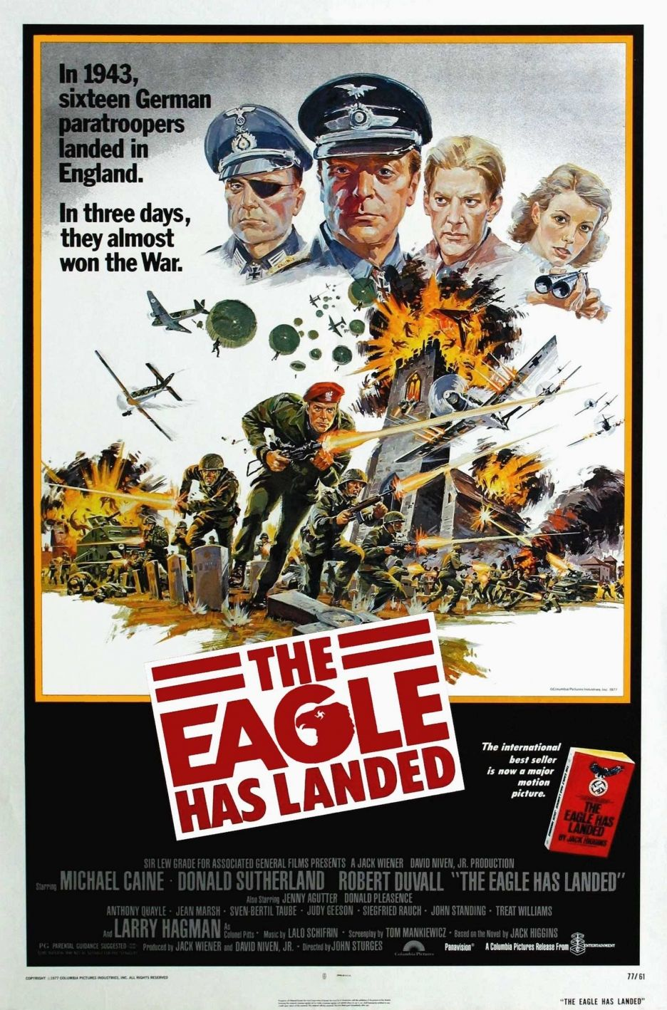 Watch The Eagle Has Landed Full-Movie Streaming