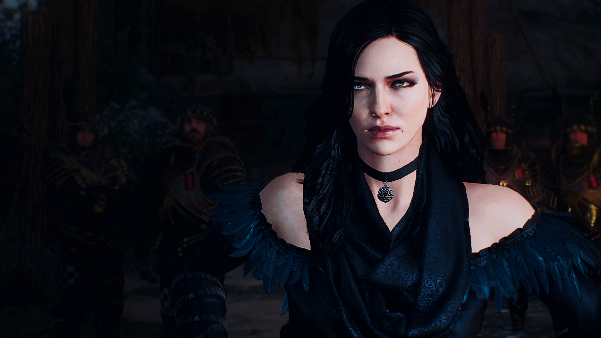 General 1920x1080 Video Games The Witcher 3 Wild Hunt Yennefer Of Vengerberg The Witcher The Witcher 3 The Last Wish