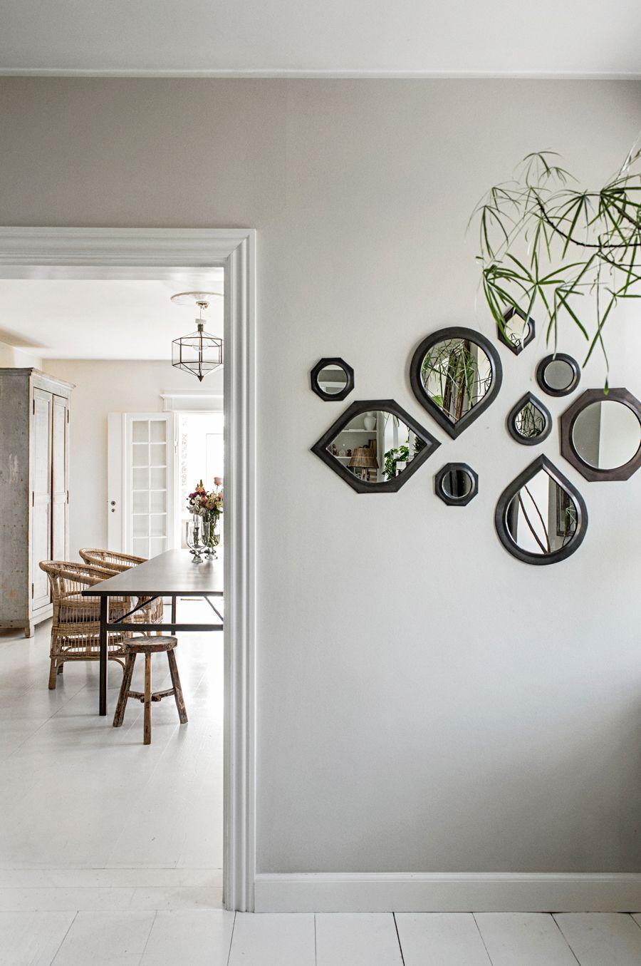 Tine kjeldsen och jacob fossum är paret bakom företaget tine k home hemmet i danska
