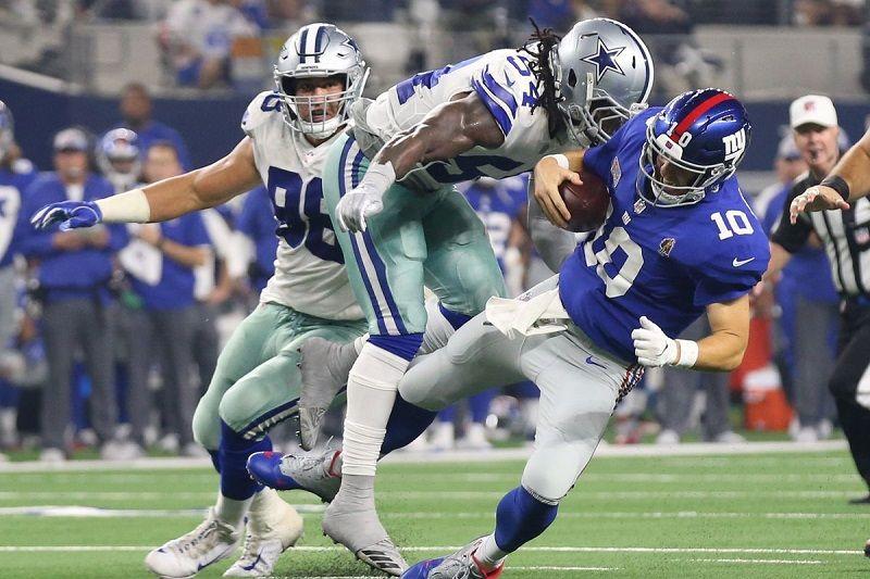 Watch New York Giants vs Dallas Cowboys live streaming