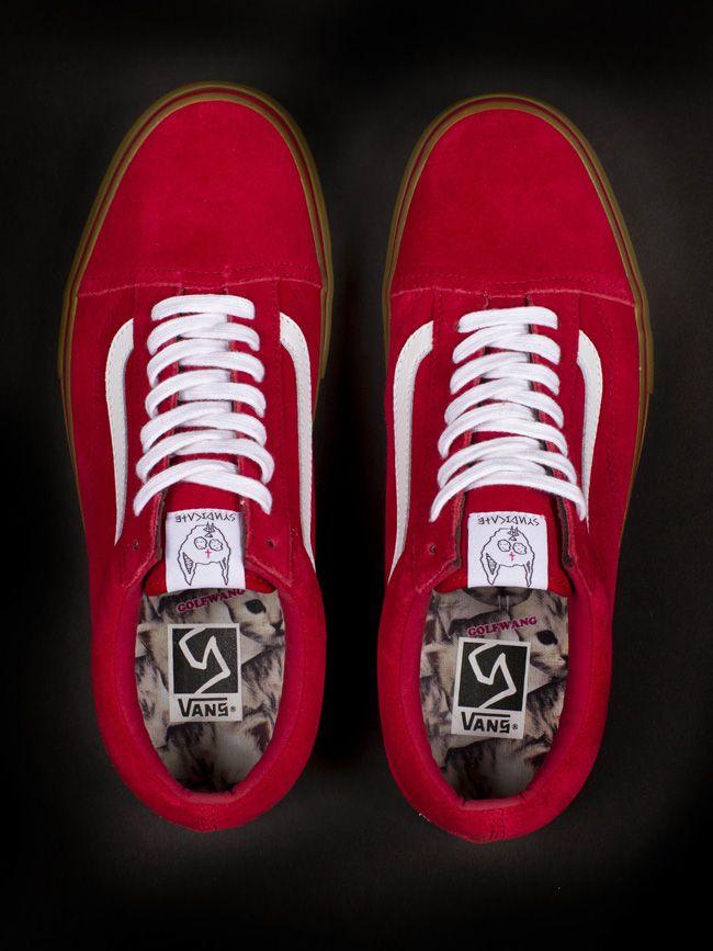 dd7d2cdaa17c5b Odd Future x Vans Syndicate Old Skool - EU Kicks  Sneaker Magazine