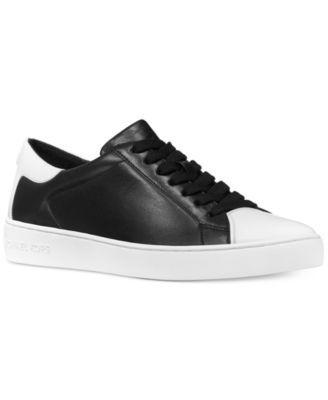 MICHAEL KORS Michael Michael Kors Frankie Lace-Up Sneakers. #michaelkors #shoes # sneakers
