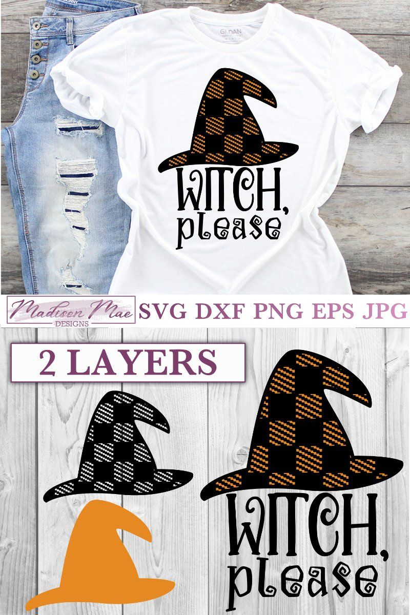 View Witch Please Halloween Svg Cut File, Dxf And Png File PNG