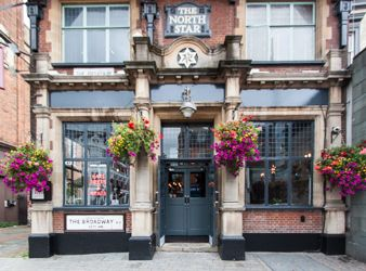 The North Star - One of the best pubs in Ealing Broadway