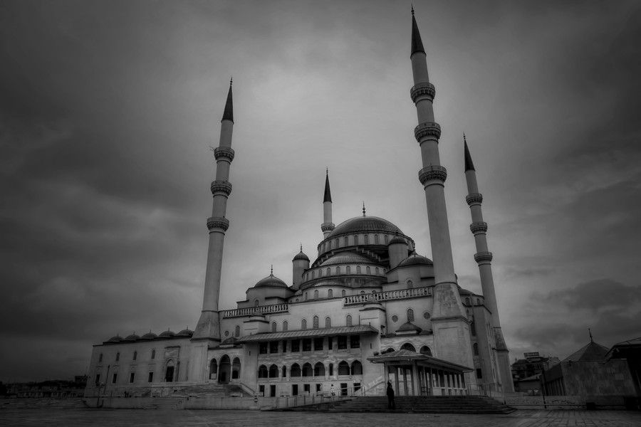 Kocatepe Mosque Ankara / Turkey by Mehmet Mesart on 500px