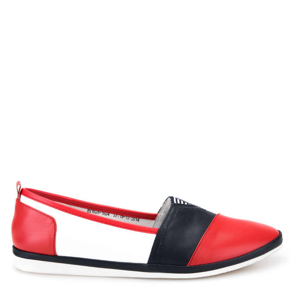 Туфли на плоской подошве - Emilia Estra
