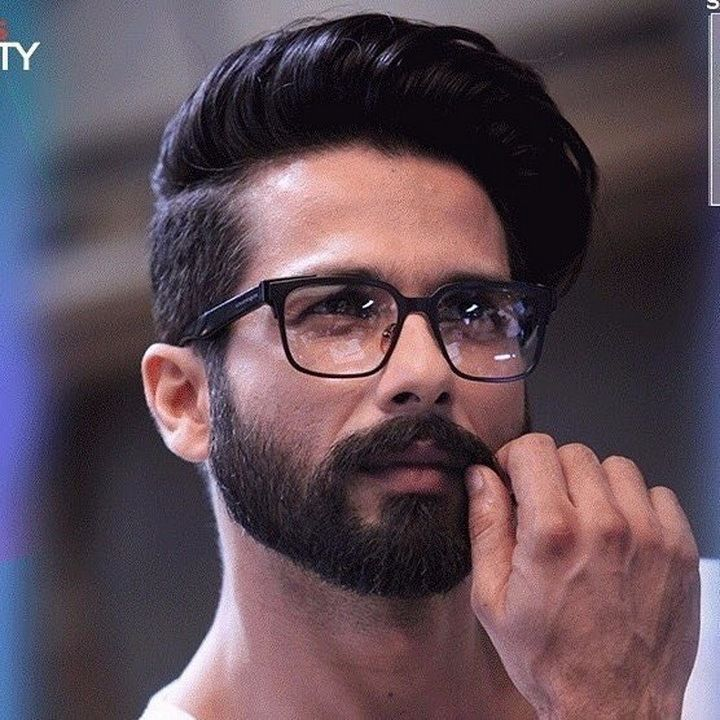 Shahid Kapoor Indian Beard Style Beard Styles Hair And Beard Styles