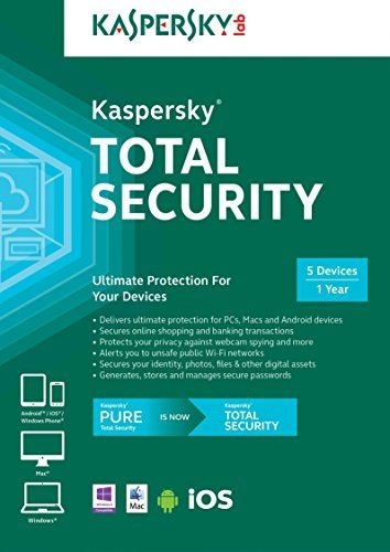 Buy Now Kapersky Total Security Download Premium Multi Device Protection One Simple Security Solution To Computer Security Internet Security Kaspersky Lab