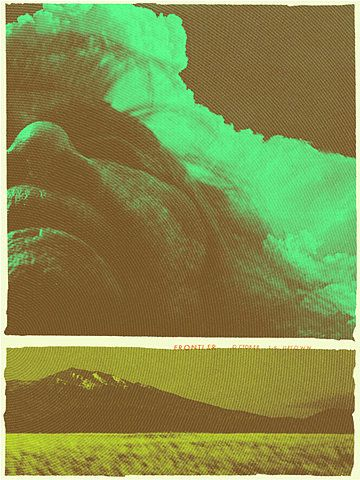 GigPosters.com - Frontier