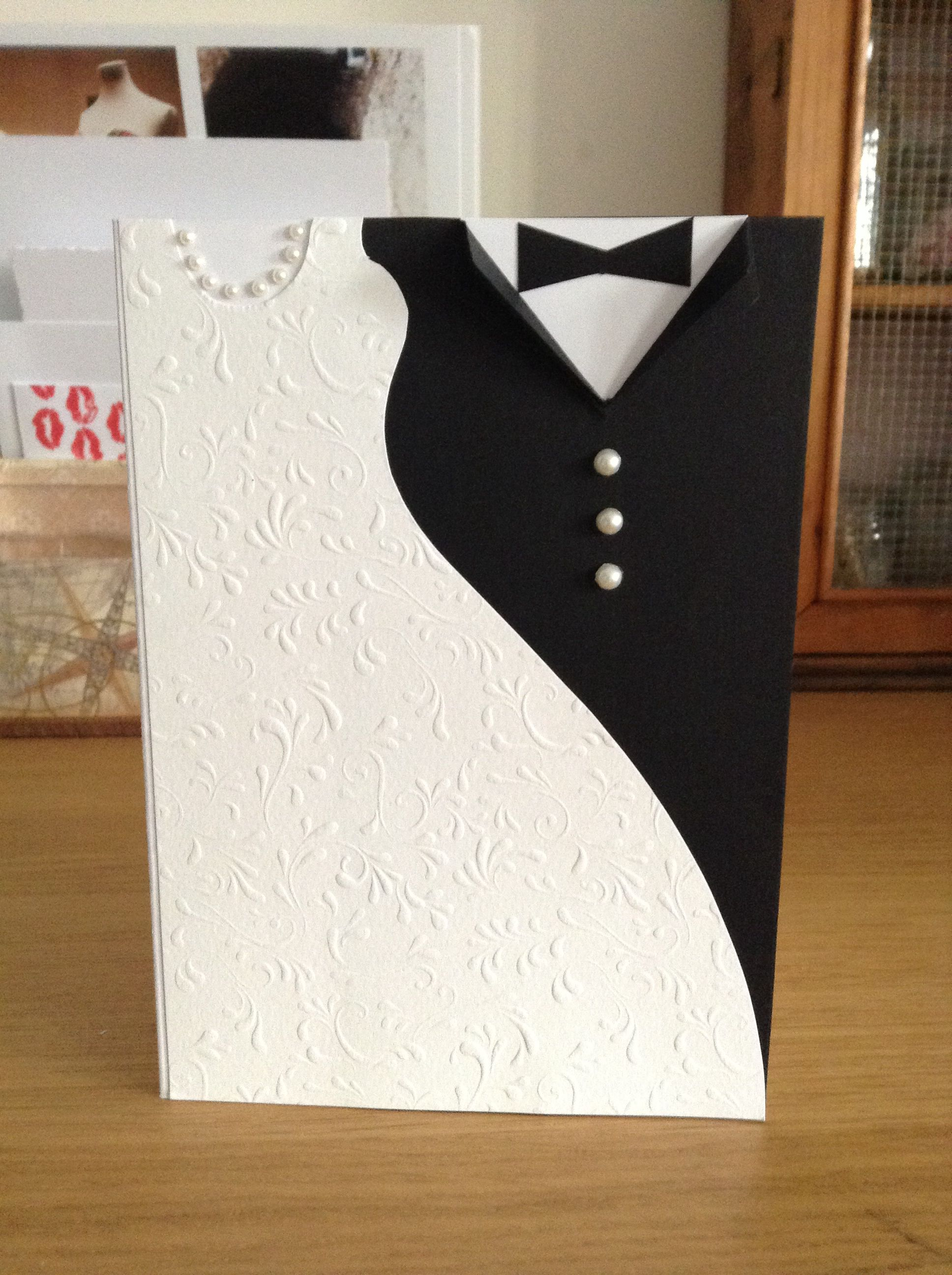 Wedding Card She And He Wedding Deco Wedding Cards Wedding