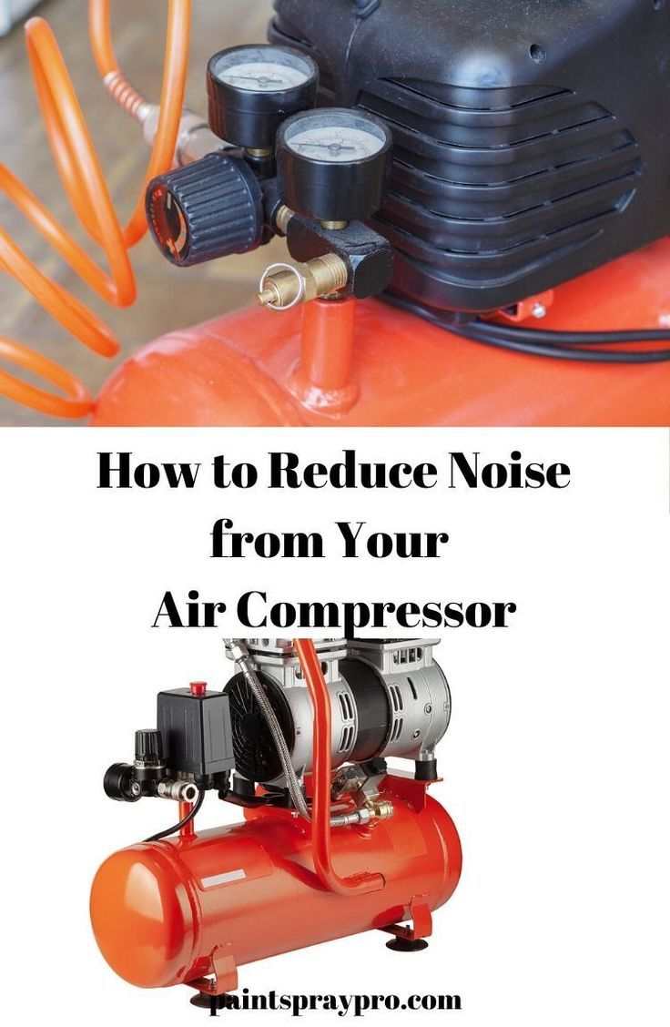 Best Air Compressor for Paint Sprayers in 2020 Are You