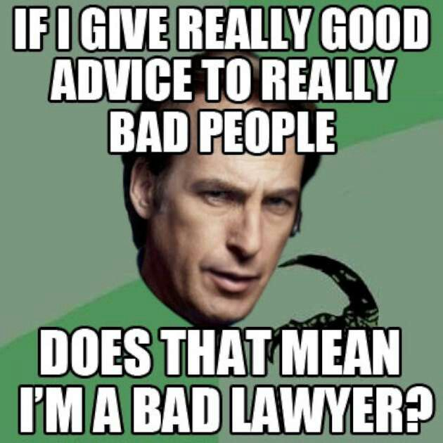 Best Lawyer Ever Better Call Saul Breaking Bad Breaking Bad Party
