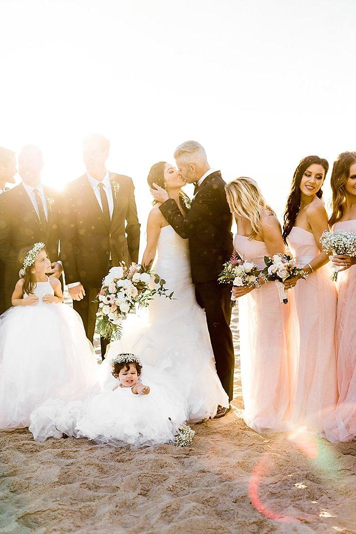b5806e30c92 Elegant and Classy Malibu Winter Beach Wedding at The Sunset Restaurant