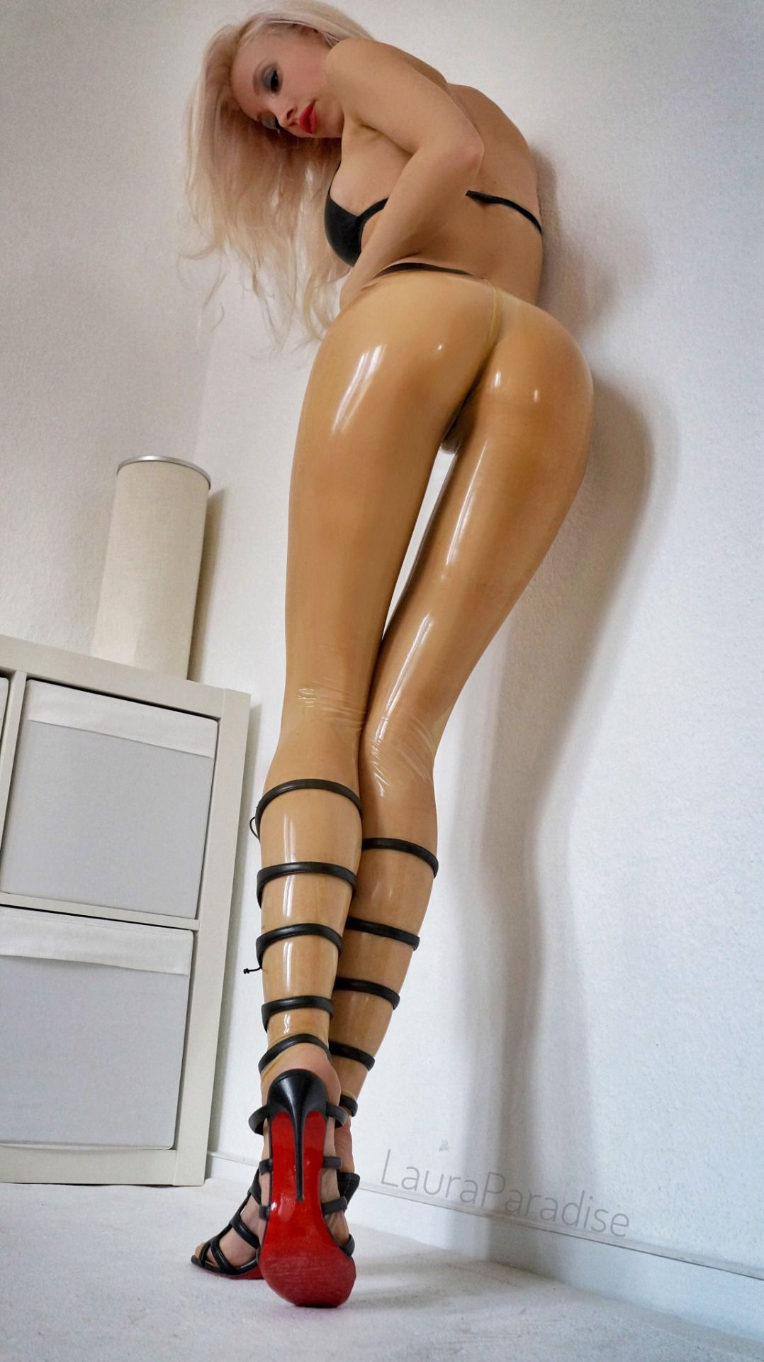 geschäftsreise sex overknee stiefel für dicke waden
