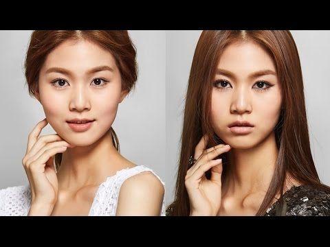 'Day & Night' Make Up-누드아이&이브닝스모키 메이크업 - YouTube