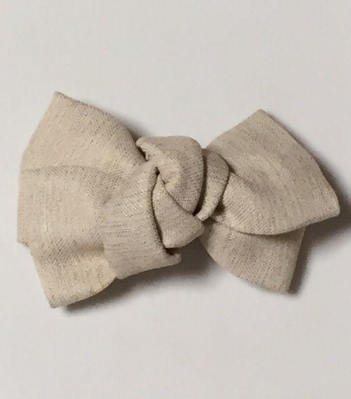 大人のためのリボンバレッタの作り方 その他 ファッション小物 アトリエ 手作り ヘアアクセ 手作り ヘアアクセサリー ハンドメイド