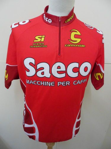 02eb8a6a6 CANNONDALE SAECO Cycling Wear