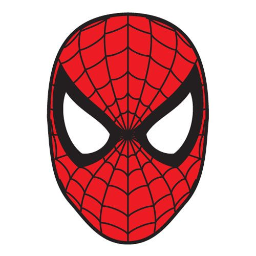 spiderman cake face to copy face painting pinterest
