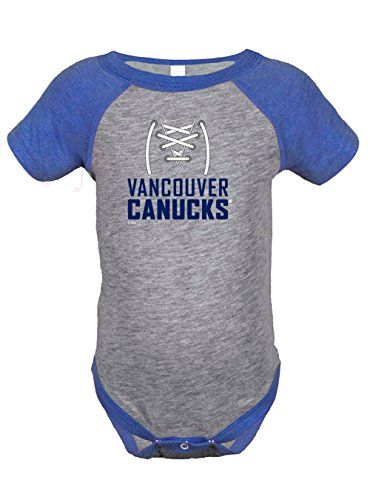 9fdeb5b11fe Vancouver Canucks Baby Jersey